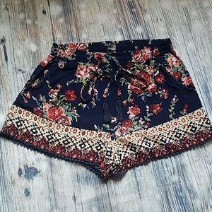 ANGIE Boho Shorts